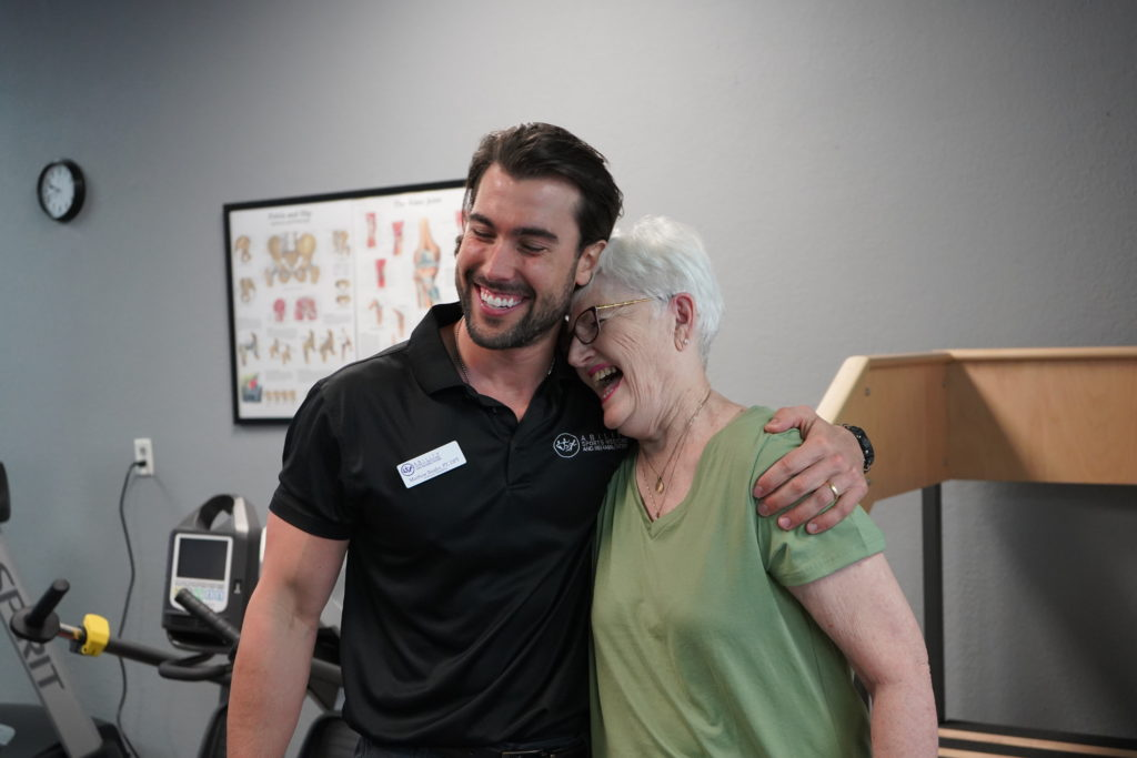 Physical Therapy Helps Patient with Low Back Pain